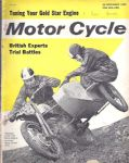 Motor Cycle - Motorcycle Magazine - 28th November 1963 - M2483